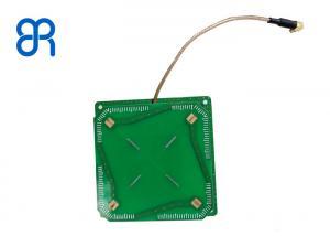 China Light Weight UHF RFID Antenna Green Small Size BRA-20 For UHF Band RFID Handhelds on sale