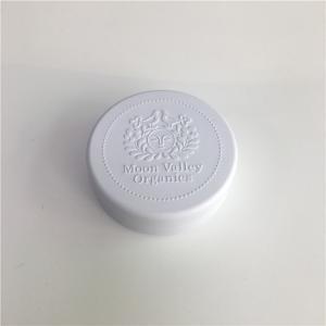 China Food Grade Smooth Edge Round Tin Can Aluminum Jar 5ml-200ml Customized Logo on sale