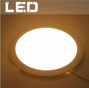 China 12w Dia170mm LED Panel Light ceiling round panel light on sale