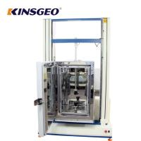 Korea TEMI880 Auto Fabric CRE Extension Universal Tensile Testing Machine with 0.5~500mm/min Speed