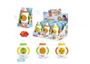 China Educational Musical Cellphone Infant Baby Toys W / 9 Songs Light Toddler Instrument on sale