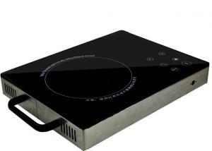 China Eco-friendly Single Burner Electric Ceramic Cooker 1800w 220V - 240V AC 50 / 60 Hz on sale