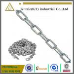 Stronger specilization manufacturer industrial welded steel chain