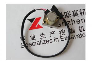 China PC200-7 Main Pump Hydraulic 702-21-574001 , Excavator Komatsu Solenoid Valve on sale