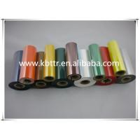 multicolor thermal transfer ribbon for zebra barcode printer