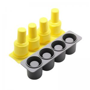 China amazon hot sales kitchen accessories household Silicone ice cube tray on sale