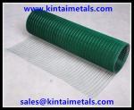 Grillage soudé enduit par PVC pour la cage animale