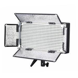 China 60 Degree Broadcast LED Pannel Light Daylight With Solid Metal Housing on sale