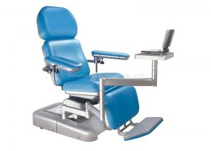 China Electrical Blood Donor Chair , Customed Color Blood Draw Chair 1340*730*1500mm on sale