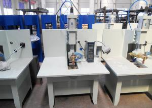 China Table Type Resistance Welding Machine Optional Work Table For Metal Sheet on sale