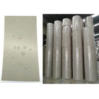 100% Recycled  Glossy and flat Waterproof PE Coated Grey Paper Board in Roll