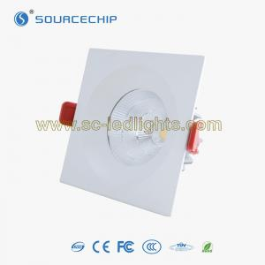 China Square 15W dimmable LED downlight factory direct on sale