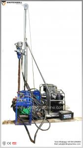 China Modular Design Full-Hydraulic Core Drilling Rig for HQ80m / NTW200m / BTW30m Holes on sale