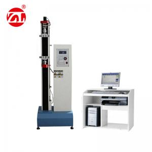 China Electronic Rubber Tensile Testing Machine , 5KN Fabric Textile Testing Machine on sale