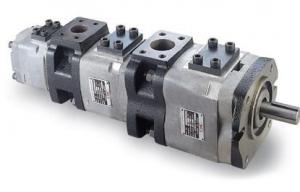 China CML Multiple Stage Internal Gear Pump IGH-4E-32-R/IGH-4S-25/IGM-3S-16 on sale