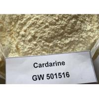 GW501516 Mass Lean Fat Burning Steroids Sarms Bodybuilding Supplements White Powder