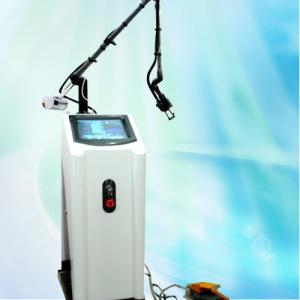 China Glass Tube Co2 Fractional Laser Machine For Skin Rejuvenation , Wrinkle Removal on sale