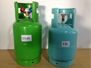 China refrigerant gas r507 on sale
