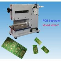 Air Driven PCB Depaneling Equipment With Zero Stress / No Limit Cutting Length
