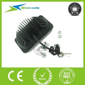 "China 4"" 24 W led construction working light LED Auto Work Light 3200Lumen WI4243 on sale"