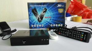China Best HD decoder underline 3in1 DVB S2 & DVB T2 COMBO box iks free for Europe. on sale