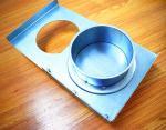 China Regulate Airflow Hvac Zone Dampers , Custom Blast Gate Motorised Zone Dampers wholesale
