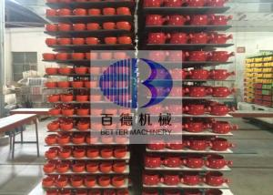 China Easy Installation Silicon Carbide Beams , RBSIC / SISIC Beam For Shuttle Kiln supplier