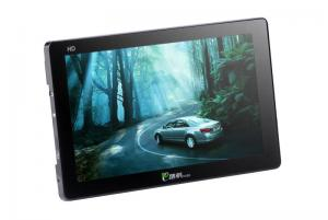 China 5 Inch Touchscreen GPS Car Navigation with GPS Maps for Win CE 6.0, Bluetooth, AV-IN, ISDB-T function on sale