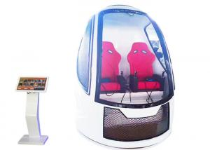 China Space Capsule Egg Chair 9D Vr Simulator  Cinema Interactive Game on sale