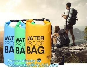 China Ocean Pack Custom Logo 500D Dry Sack Waterproof PVC 5L Dry Bag Waterproof, Polyester Waterproof Mini First Aid Kit Bag S on sale