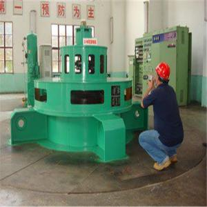 China Axial flow and Kaplan and Propeller Micro Hydro Turbine for Small and Medium Water Plant on sale