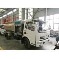 China 5CBM Helicopter Refueling Fuel Delivery Truck 4 Tons 5 Tons Aluminium Alloy Tank Material on sale