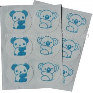 China Mosquito Repelling Patch Anti Mosquito Patch For Baby and Adult (DEET FREE) on sale