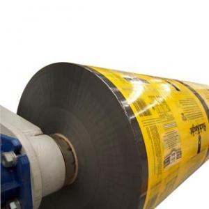 China PET / NY/ PE Printed Composite Roll Food Packaging Films on sale