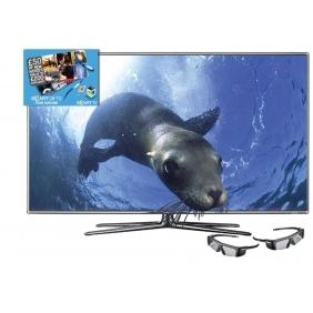 "China Samsung UE55D7000 55"" 3D LED TV with FREE 3D Glasses on sale"