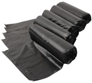 China garbag bags in roll on sale