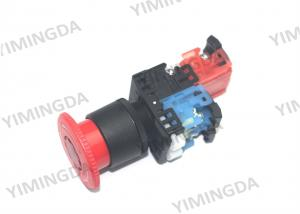 China Emergency Switch For Yin Cutter Parts , textile machinery parts CE on sale