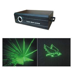 China 5W green animation laser light projector on sale