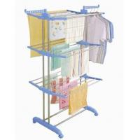 Blue Indoor Home Clothes Rack Dryer Hanger NG-300W3