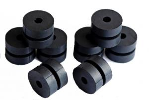 China Precision Engineering Rubber Products part with material EPDM , NR , SBR , CR on sale