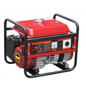 Quality Light Weight 4 Stroke Portable Generator Single Phase 1KW 1KVA Air Cooling for sale