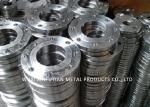 316L Steel Pipe Fittings / Stainless Steel Pipe Flange High Pressure Forged