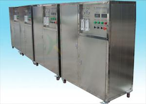 China Industrial Ozone Sterilization System , 1TPH Containerized Water Treatment Plant on sale