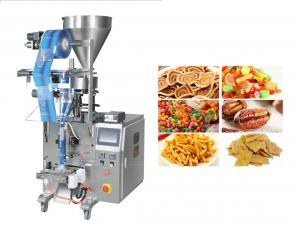 China PLC Operated Sachet Packaging Equipment For Granule Pneumatic Driven Type on sale