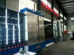 Baixa-e arruela de vidro vertical de aço inoxidável