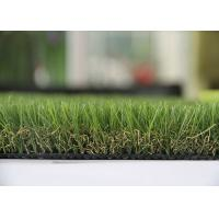 Soft Feeling Artificial Grass Excellent Abrasion Resistance 35mm
