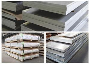 China Aerospace Grade Aluminum Plate Panels in stock  , Extrusion Aluminium Alloy Sheet 2011 on sale