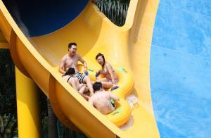 Quality Best Quality Amusement Fiberglass Water Slide of Aqua Adventure Water Park for sale