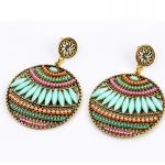 Promotion Gift Trendy Hollow Earrings