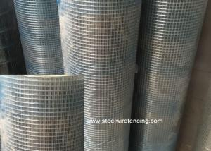 China Animal Security Cages Welded Wire Mesh Rolls / Heavy Duty Wire Mesh Panels on sale